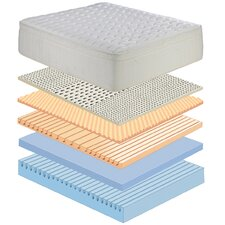 "13"" Florence Latex Foam Mattress"