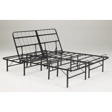 2Adjustable Metal Bed