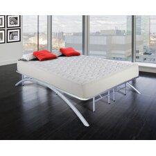Silver Arch Platform Bed Frame