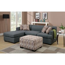 Bobkona Winfred Reversible Sectional