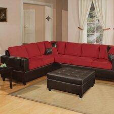 Bobkona Sectional Sofa