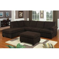 <strong>Poundex</strong> Bobkona Sectional