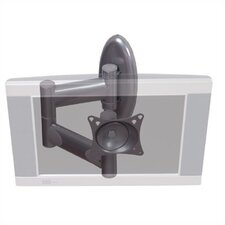 "Articulating Arm/Tilt/Swivel Wall Mount for up to 37"" LCD"
