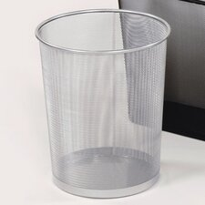 5-Gal. Round Mesh Wastebasket (Set of 6)