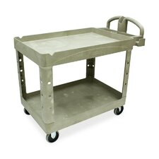 "26"" 2 Shelf Cart"