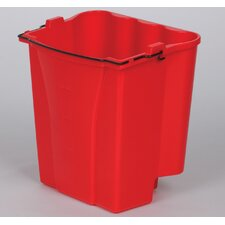 <strong>Rubbermaid Commercial Products</strong> WaveBrake Dirty Water Bucket