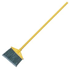 Brute Flagged Broom with Aluminum Handle