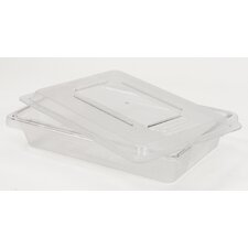 <strong>Rubbermaid Commercial Products</strong> Polyethylene Food Storage Box (2 gallon)