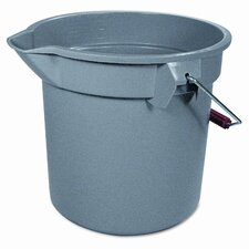 <strong>Rubbermaid Commercial Products</strong> 14-qt. Round Utility Bucket