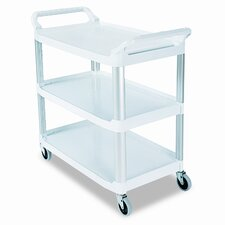 "Open Sided 20"" Utility Cart"