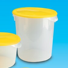 <strong>Rubbermaid Commercial Products</strong> Polyethylene Round Storage Container (22 U.S. qt.)