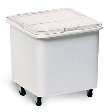 Flat Top Ingredient Bin with Sliding Lid
