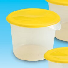 <strong>Rubbermaid Commercial Products</strong> Polyethylene Round Storage Container (12 U.S. qt.)