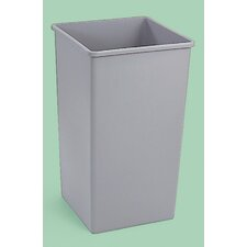 <strong>Rubbermaid Commercial Products</strong> Plaza Waste Container Rigid Liner, 35 Gal