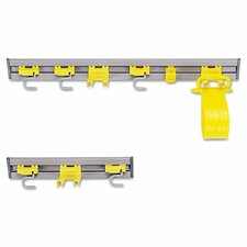 "<strong>Rubbermaid Commercial Products</strong> Closet Organizer/Tool Holder, 18"" Width"