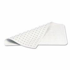 Rubbermaid Safti-Grip Latex-Free Vinyl Bath Mat