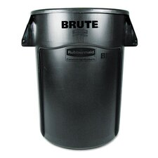 Brute Vented Trash Receptacle