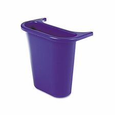 4.75 Quart Wastebasket Recycling Side Bin