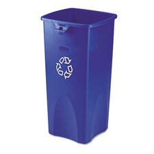 <strong>Rubbermaid Commercial Products</strong> Untouchable Recycling Container