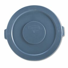<strong>Rubbermaid Commercial Products</strong> Round Brute Lid for 32-Gallon Waste Containers