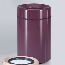 <strong>Rubbermaid Commercial Products</strong> Barclay Small Open Top Receptacle
