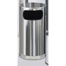 Metallic Designer 12 Gal. Waste Receptacle (Set of 3)