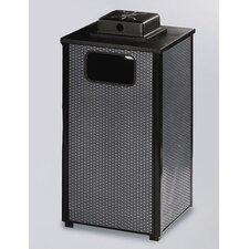 Dimension 500 Series 24 Gal. Weather Urn Ash/Trash Receptacle (Set of 2)