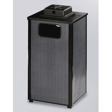 Dimension 500 Series 24 Gal. Weather Urn Ash/Trash Receptacle