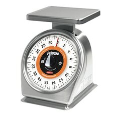 Pelouze Quick Stop Mechanical Portion-Control Scale