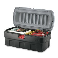<strong>Rubbermaid Commercial Products</strong> Action Packer Cargo Box in Black and Gray