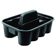 <strong>Rubbermaid Commercial Products</strong> Deluxe Carry Caddy in Black