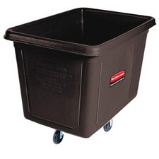 <strong>Rubbermaid Commercial Products</strong> Cube Truck in Black