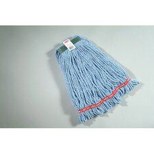 Medium Web Foot Wet Mop Head in Blue