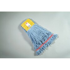 Small Web Foot Wet Mop Head in Blue