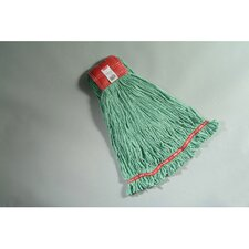 Large Web Foot Wet Mop Head in Green