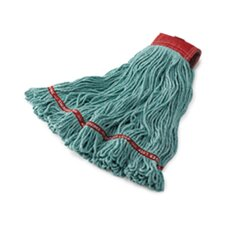 Large Swinger Loop Wet Mop Heads in Blue (Set of 6)