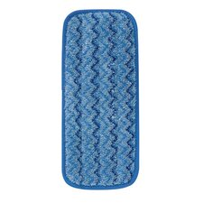"11"" Microfiber Wall / Stair Wet Pad in Blue (Set of 6)"