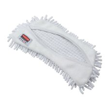 Hygen Flexi Frame Damp Microfiber Mop Covers in White
