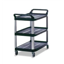 X-Tra Food Servicer & Utility Cart (Gray)