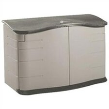 <strong>Rubbermaid Commercial Products</strong> Home Horizontal Outdoor Storage Shed