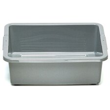 7.13 Gallon Bus / Utility Box in Gray (Set of 100)