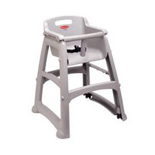 <strong>Rubbermaid Commercial Products</strong> Commercial Sturdy Youth High Chair