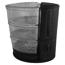 <strong>Wolfgang Puck®</strong> 3-Tier Rapid Food Steamer