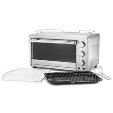 0.8-Cubic Foot Convection Toaster Oven