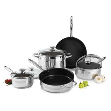 Nonstick 9-Piece Cookware Set