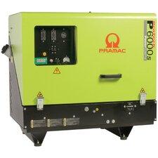 6,000 Watt Diesel Generator with Electric Start