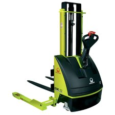 "Electric Stacker Lifter - 2650lb Max Capacity - 168"" Lift height"