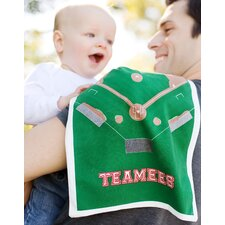 Home Run Baseball Burp Cloth