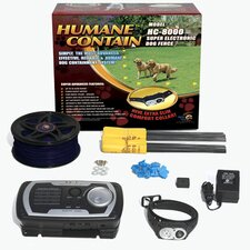 Humane Contain Electronic Fence Ultra System