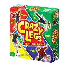 Crazy Legs Board Game